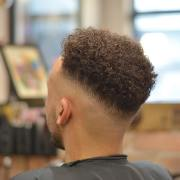 fade haircuts black men