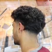 curly hairstyles men 2018