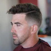 short haircut styles men