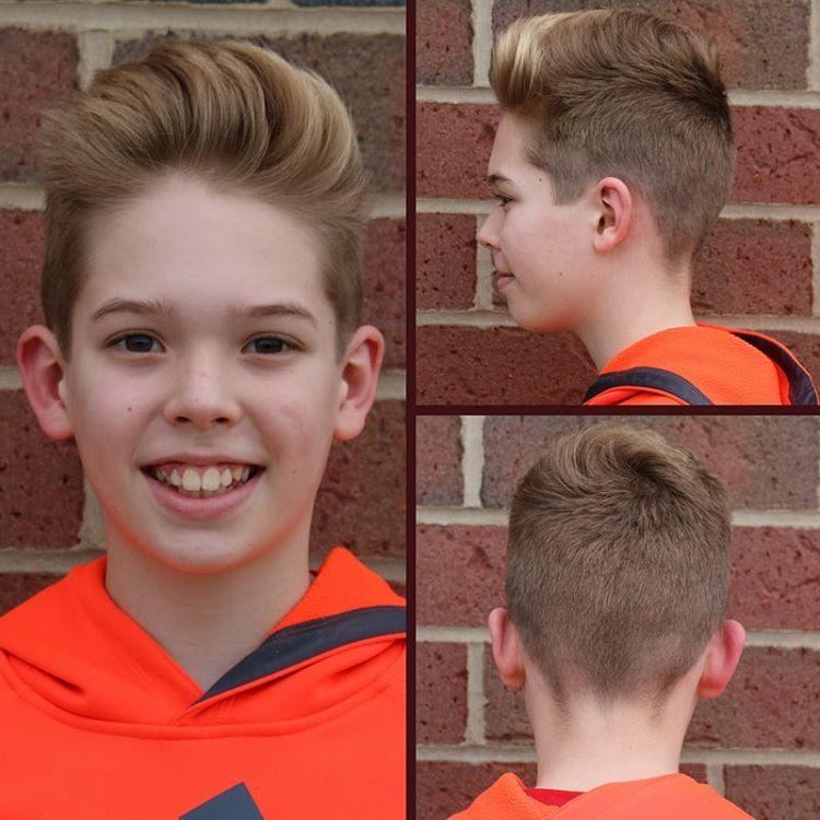 the best boys haircuts