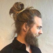man bun styles