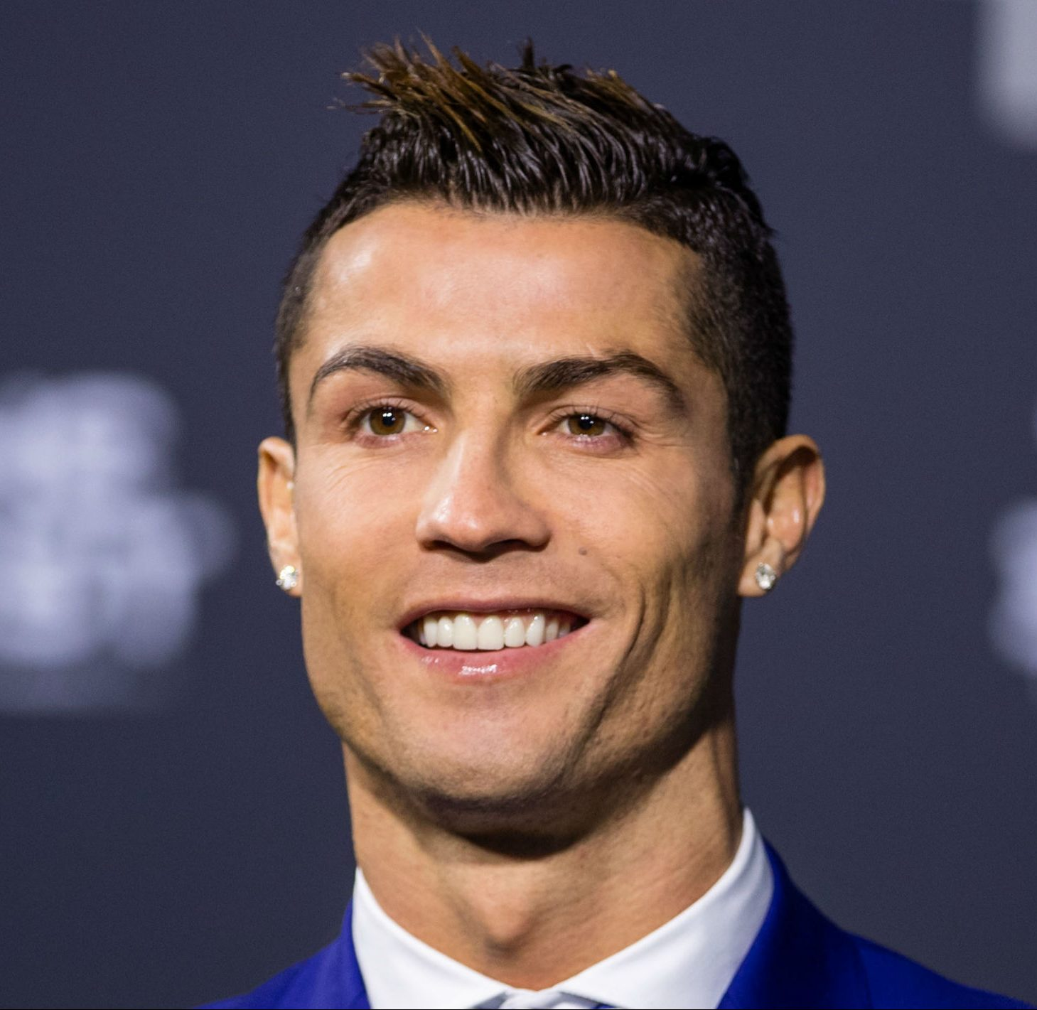 Cristiano Ronaldo Haircut Men's Hairstyle Trends