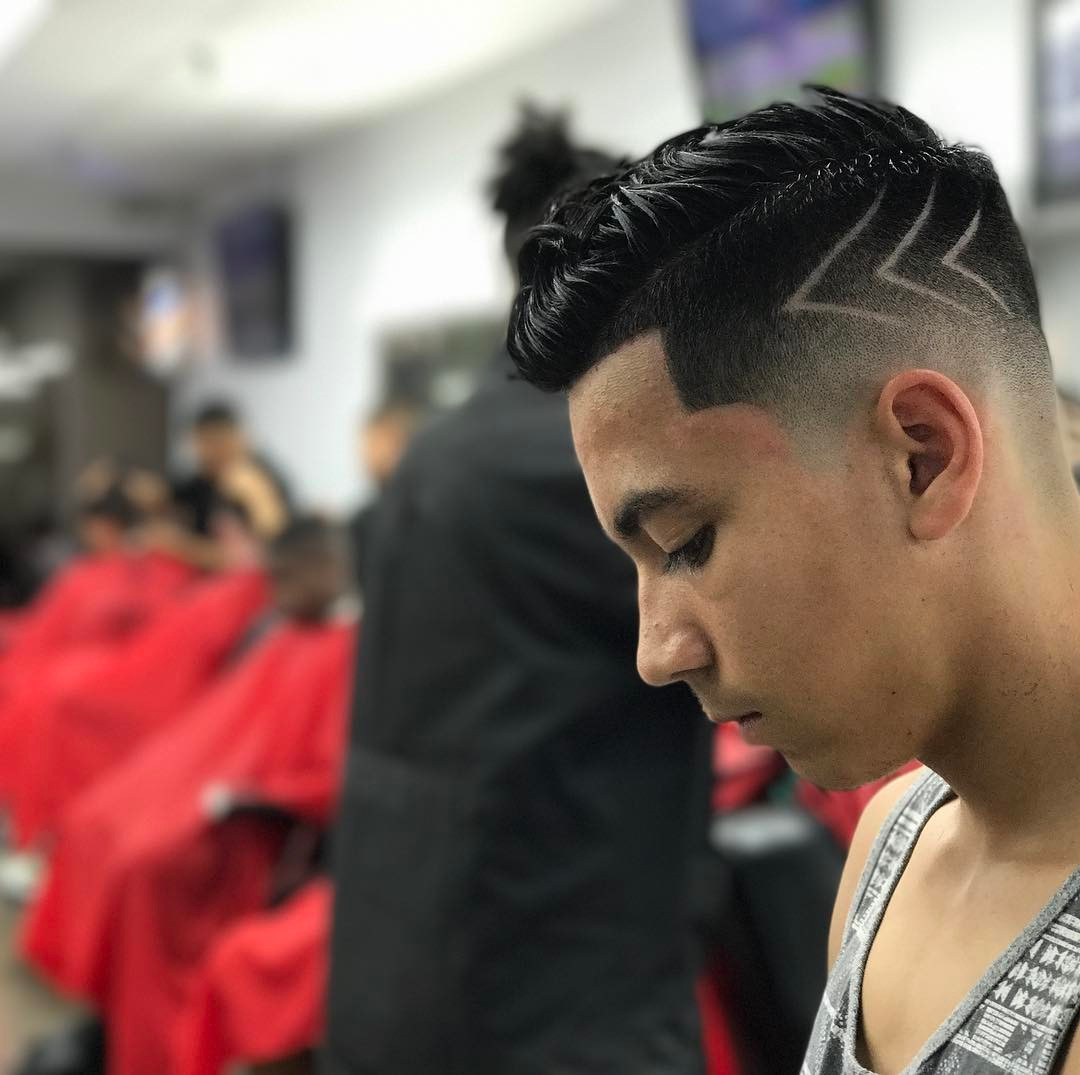 15 Comb Over Fade Haircuts For 2020