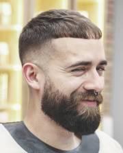 stylish haircuts men 2017