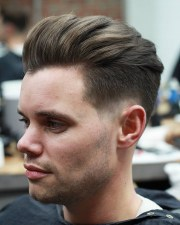 pompadour hairstyles men
