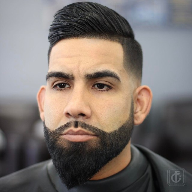 21 comb over haircuts -> classic + modern styles