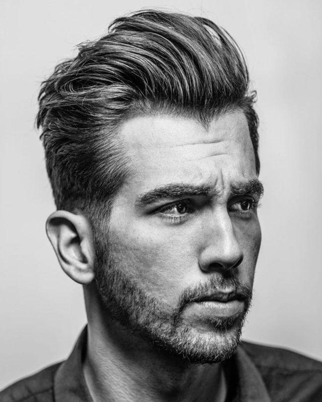 cool men's medium length haircuts 2018