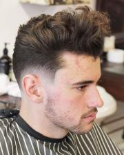 stylish haircuts men 2017