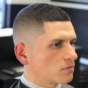 modern buzz haircut 2017