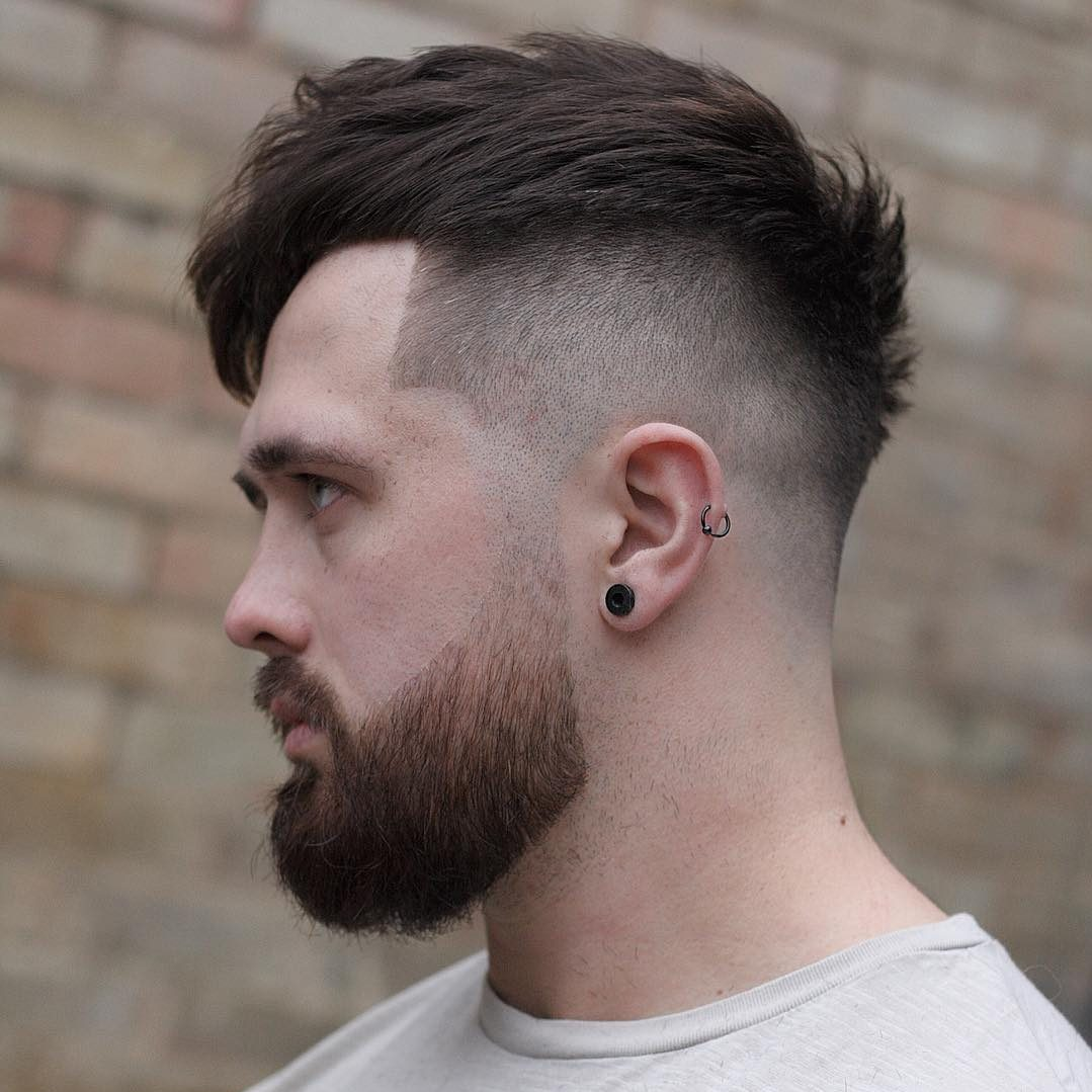 44 Haircuts for Men with Thick Hair (Short + Medium)