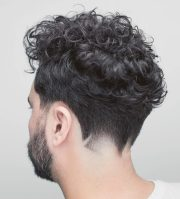 men's hair trends neckline