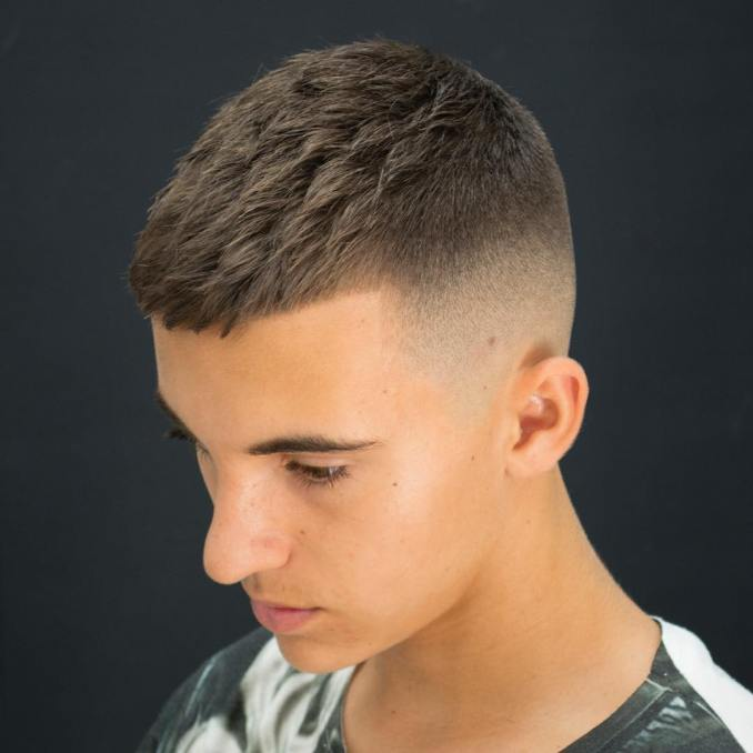 Image Result For Short Spiky Hair Men Mens Hairstyles