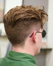 men's hair trends neckline