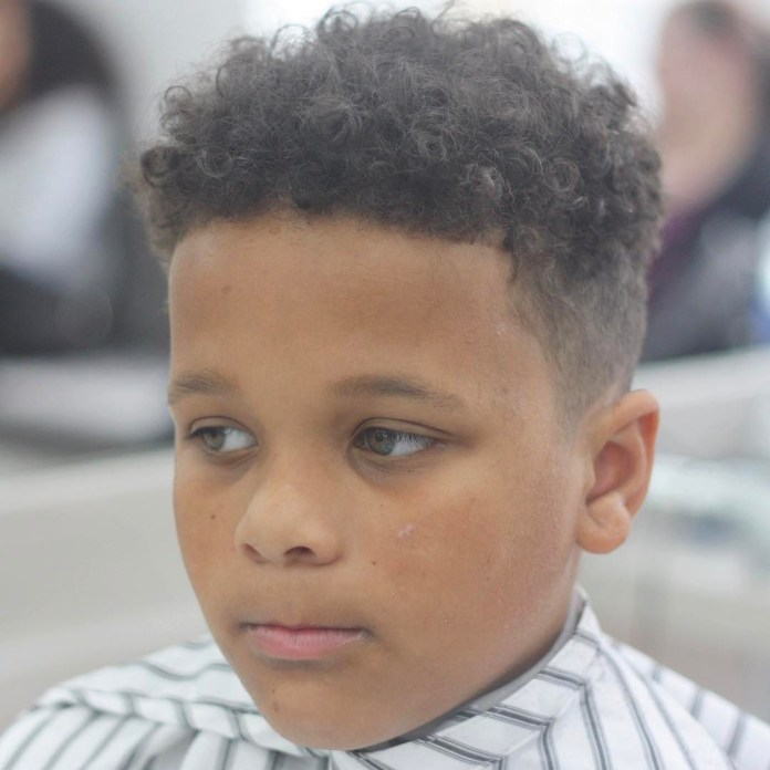 35 Popular Haircuts For Black Boys 2021 Trends