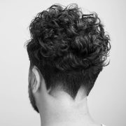 hairstyles men neckline
