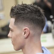 short hairstyles men 2018