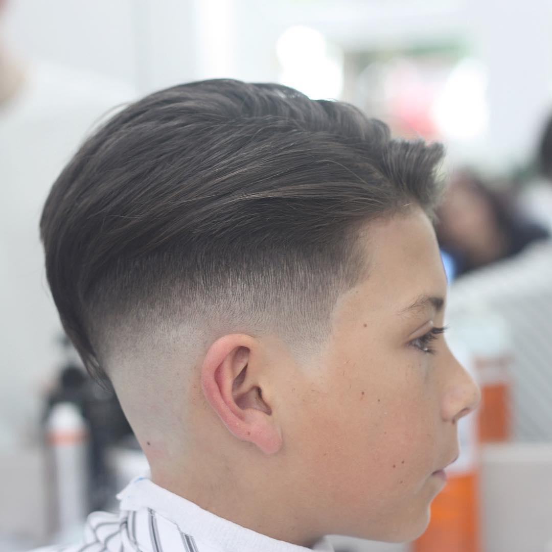 Mohawk Fade Haircut Sides