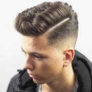 cool side part haircuts
