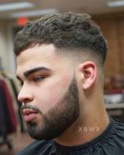types of fade haircuts - men's