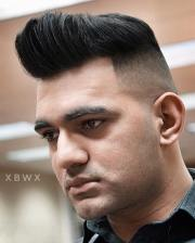 men's haircuts thick