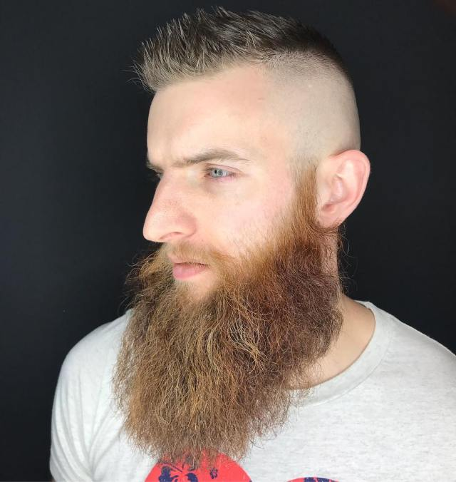 beard styles (cool + modern)