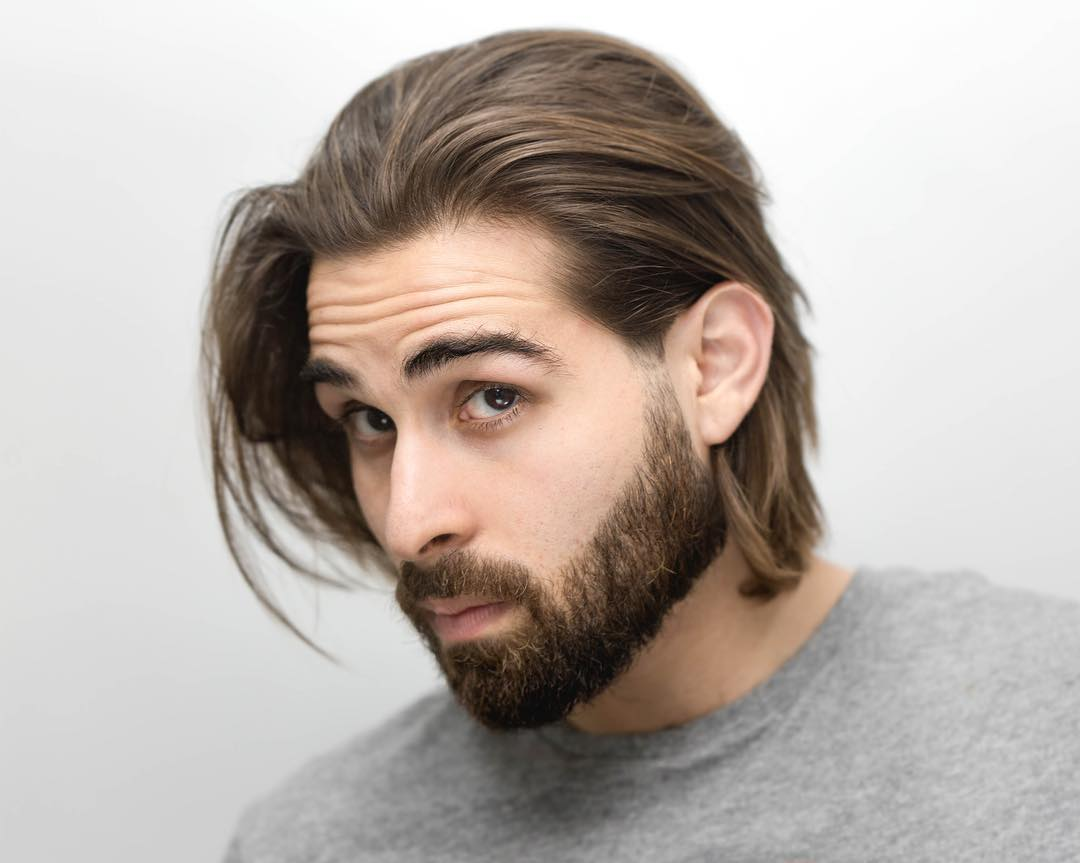 Tips Hair Growing Men