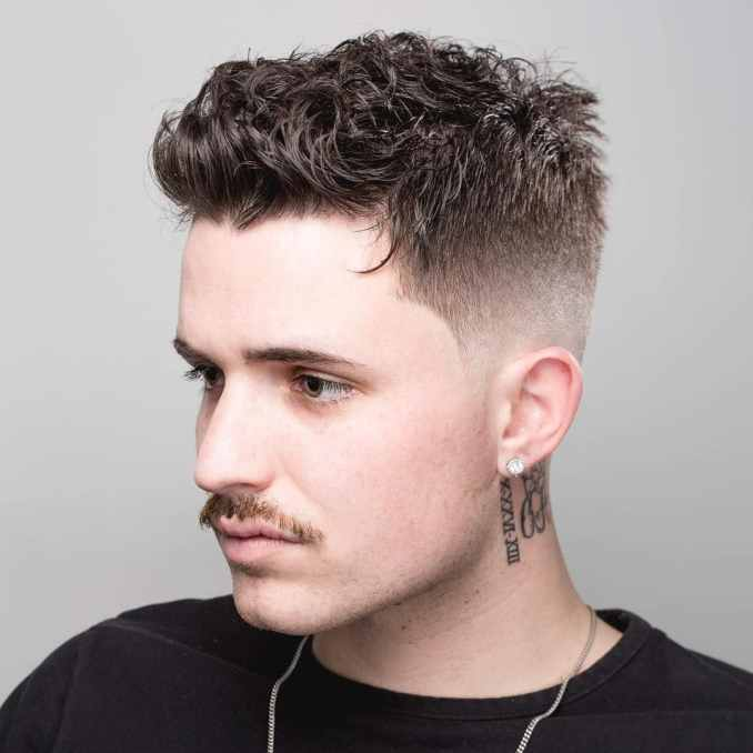 the best curly hair haircuts + hairstyles for men (2019 guide)