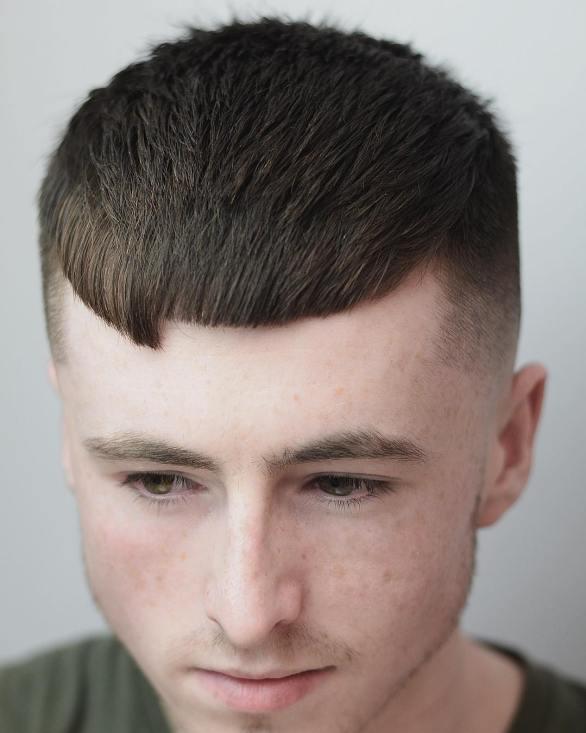 Short Stylish Men's Haircuts