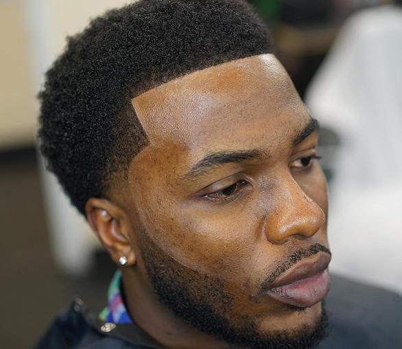 Short Haircuts For Black Men's Hair