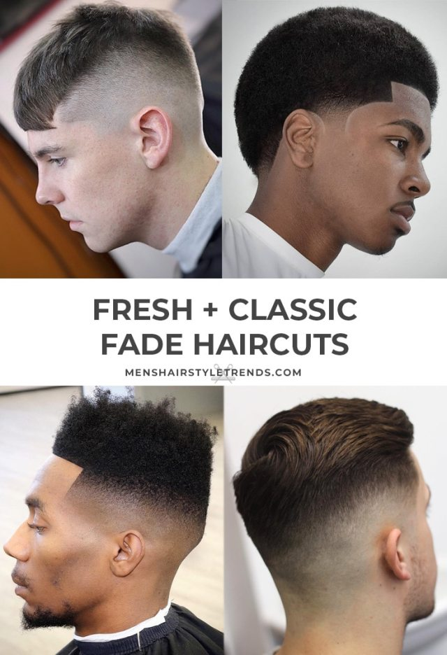 21 fresh classic hairstyles for men