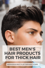 men's hair products thick