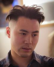 hairstyles asian men