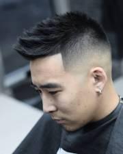 hairstyles asian men