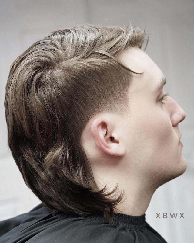 the mullet haircut