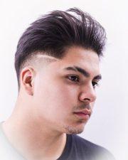 haircut design lines