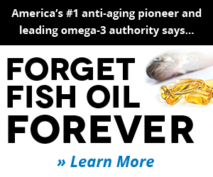 Omega Reguvenol squid oil supplement