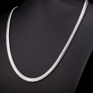Mens Necklace - Stainless Steel