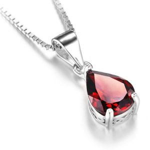 sterling-silver-necklace for women