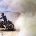 Motocross Rider Carey Hart Gets A Tattoo With Ink From A Burnout Men S Journal