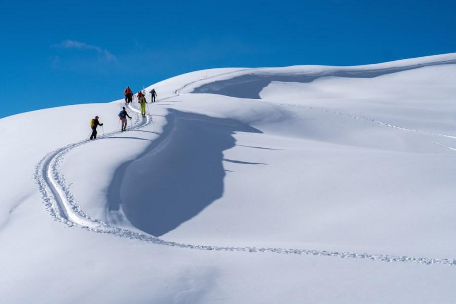 57Hours ski touring
