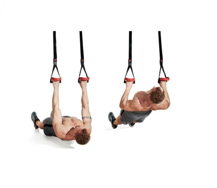 Suspension Trainer Inverted Row
