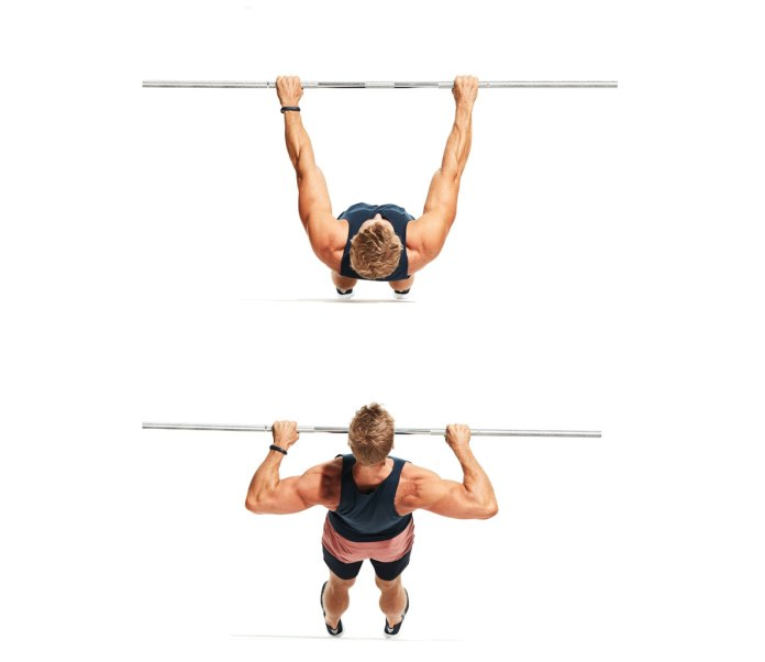 The 30 Best Back Exercises of All Time - Inverted Row