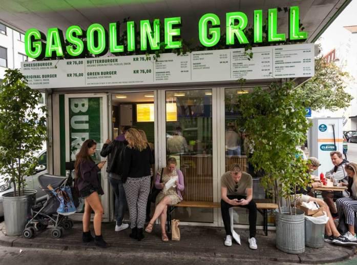 Gasoline Grill in Copenhagen