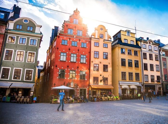 Stockholm, Sweden, Gamala Stan