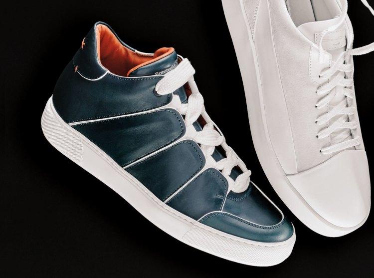 Ermenegildo Zegna Couture sneakers