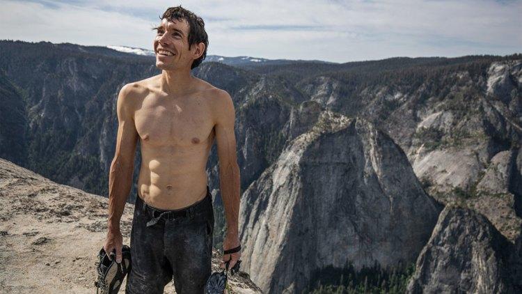 Alex Honnold's El Capitan climb