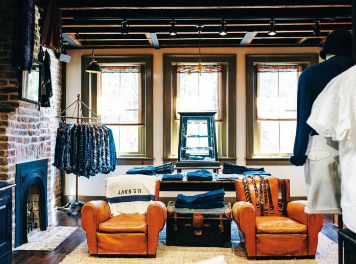 Menswear staple Oobe Brand