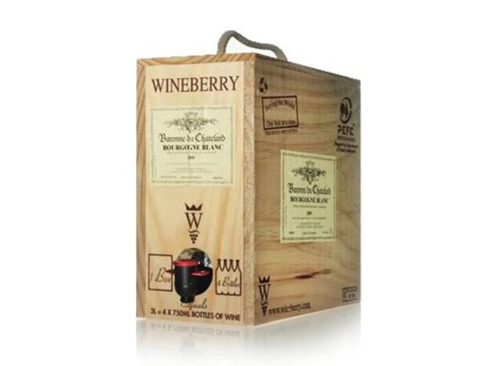 Wineberry Domaine le Garrigon