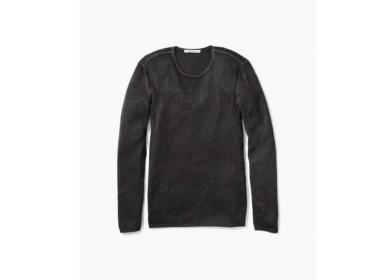 Silk Cashmere Crew sweater by John Varvatos