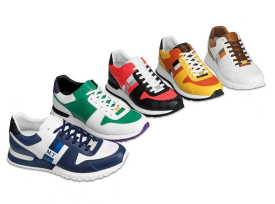 Louis Vuitton Now Yours Sneakers